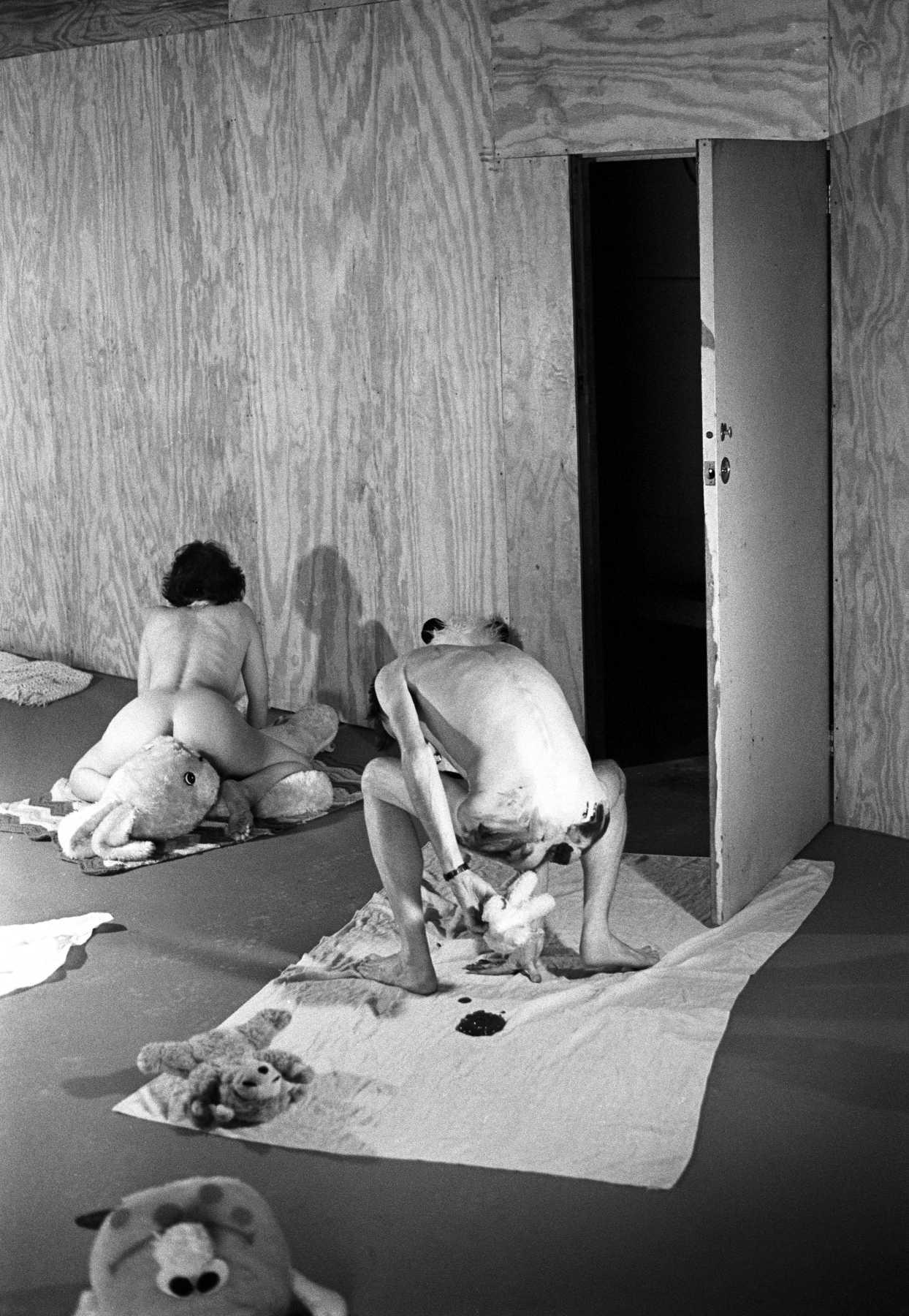Detroit erotic art