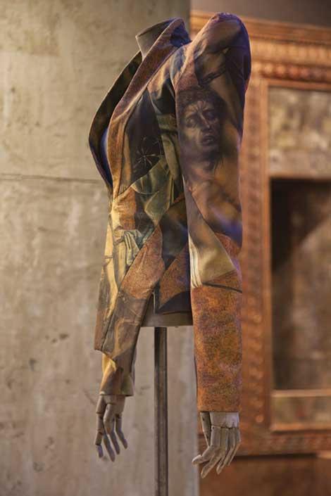 Alexander McQueen, gallery view, The Romantic Mind