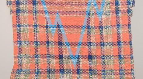 Lorenzo Hurtado Segovia, Papel tejido 31 (verso), 2012, courtesy CB1 Gallery
