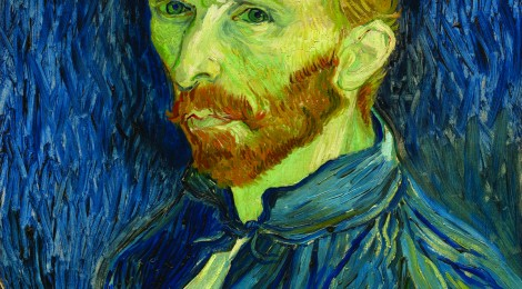 Vincent van Gogh, Self-Portrait, 1889, Collection of Mr. and Mrs. John Hay Whitney, National Gallery of Art, Washington