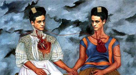 Joaquin Segura, Los Dos Gabrieles, 2005, mixed media, ©Joaquin Segura