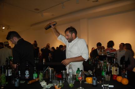 Happening 2013: LACE Benefit Art Auction
