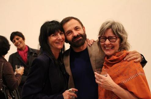 Renée Petropoulos, Matias Viegener, Judie Bamber