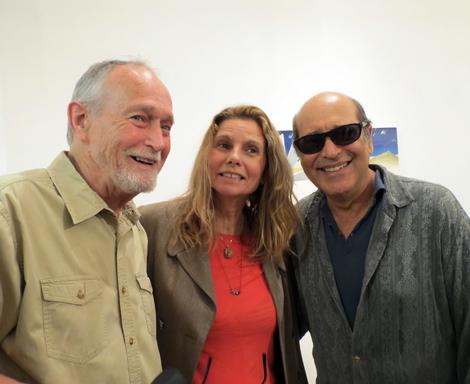 Llyn Foulkes, Lisa Adams, Dark Bob