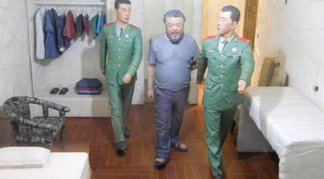 Ai Weiwei, installation at Venice Biennale, 2013