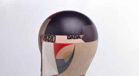 Sophie Taeuber-Art, Untitled (Dada Head), 1920, ©2013 Artists Rights Society (ARS), New York/VG Bild-Kunst, Bonn, Photo: CNAC/MNAN/Dist. RMN-Grand Palais/Art Resource, NY, by Georges Meguerditchian