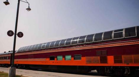 Doug Aitken's Mystery Train
