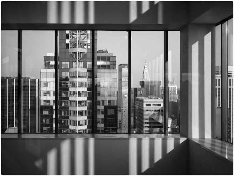 Mitch Weiss, NYC Skylines, 2013
