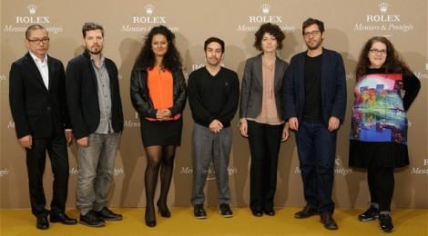 The Rolex Mentor and Protégé Arts Initiative 2012-2013. Photo: ©Rolex/Nick Harvey