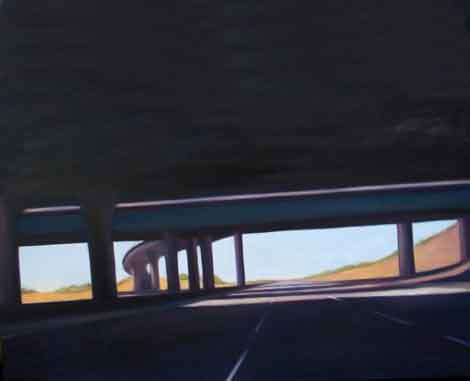 eric nash all lanes open l Eric Nash: Western Noir