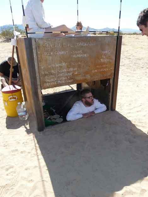 secret restaurant1 High Desert Test Sites 2013