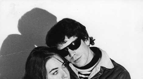 Lou Reed and Mary Woronov, circa 1967, photographer unknown, courtesy Mary Woronov