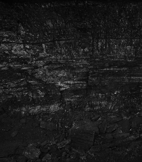 Miles Coolidge, Coal Seam, Bergwerk Prosper-Haniel 1, 2013, Courtesy of the artist and ACME., Los Angeles.
