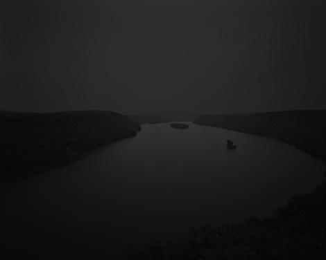Adam Katseff, The Susquehanna, 2012. © Adam Katseff, courtesy of Sasha Wolf Gallery.