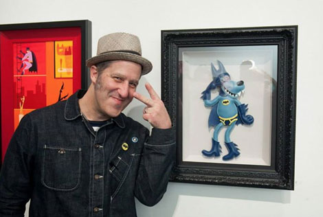 POP-EYECONIC Group Show at Corey Helford Gallery