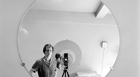 Vivian Maier self-portrait, Photos by Vivian Maier, Courtesy of the Maloof Collection.