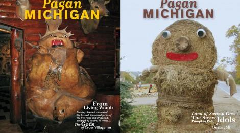Mike Kelley, Pagan Michigan, April 2009