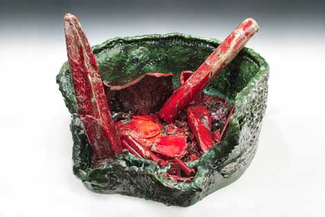 sterling ruby ashtray The Party Rolls Along: Whitney Biennial