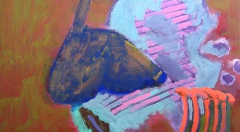 John Altoon, Untitled, 1964