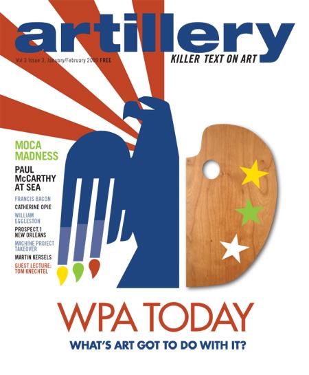 Artillery_Cover_Jan09.indd