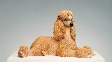 Jeff Koons, Poodle, Whitney Museum of American Art, New York; © Jeff Koons