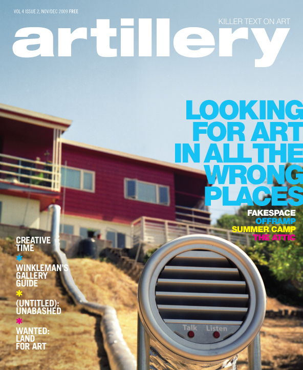 Artillery_Cover_Nov09.indd