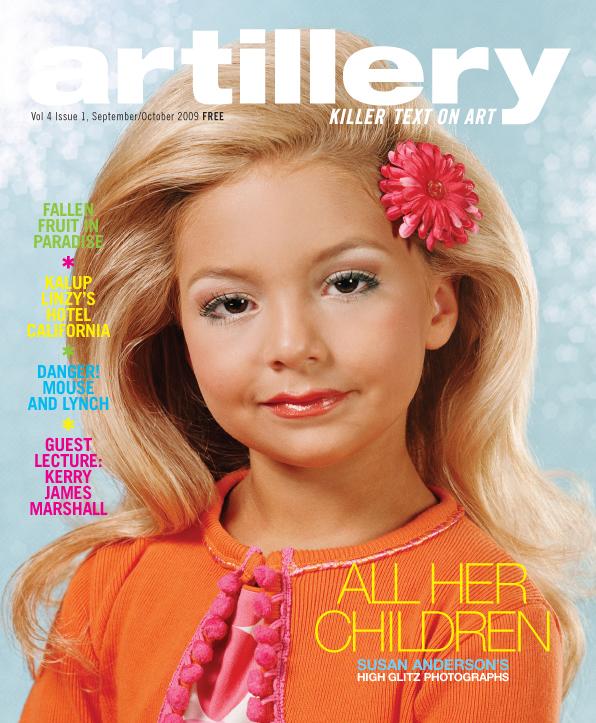 Artillery_Cover_Sept09.indd