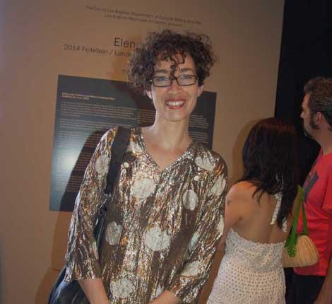 Elena Rosa at COLA