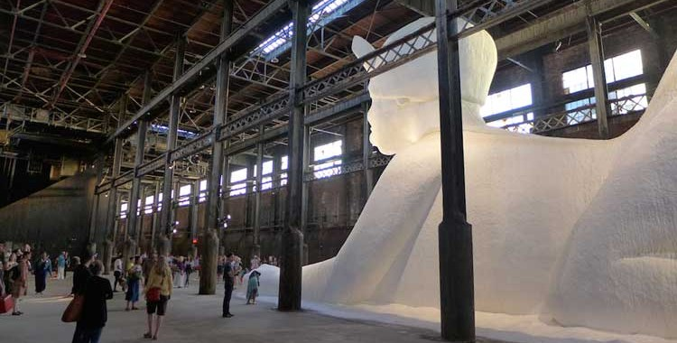 Kara Walker's BITTER SUGAR