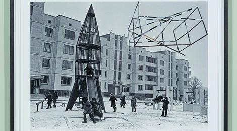 Jane and Louise Wilson, Imperial Measure 16 (Atomgrad, Ukraine), 2014. Photo: Courtesy of Josh White.