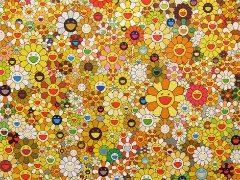 Takashi Murakami Perrotin AM 1 ART BRIEF: Multiplicity