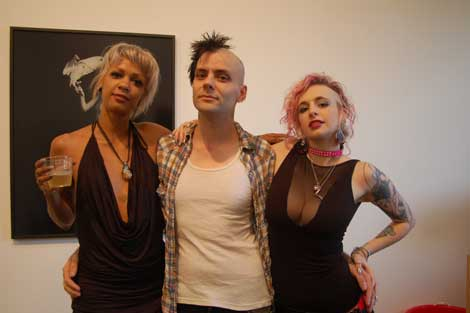 Jinx, Zak Smith, Mandy Morbid
