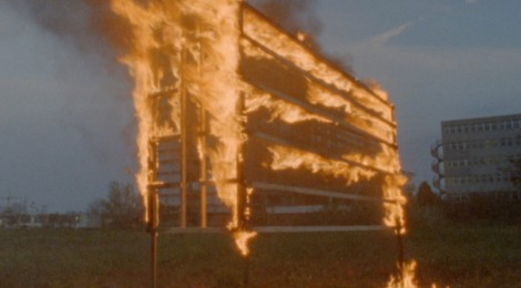 "Taiyo Onorato & Nico Krebs, ""Fire,"" 2014; still from 16 mm film"