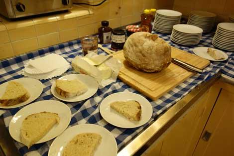 LAXART gala bread SHOPTALK