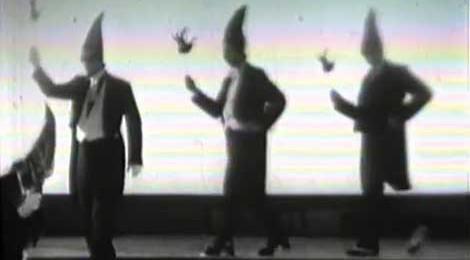 Scene from a lost world: Deccadance, 1974.