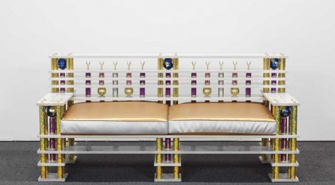 Ry Rocklen, World Couch, 2013