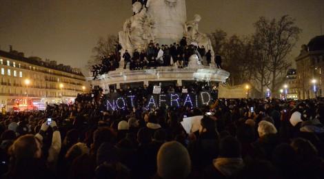 Je suis Charlie. (Part II)  A plea for sanctuary