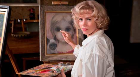 Margaret Keane (Amy Adams) in Big Eyes © 2014. The Weinstein Company. All Rights Reserved/ Leah Gallo