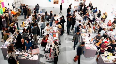 Flea Circus of Books:  Printed Matter's L.A. Art Book Fair