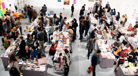 Flea Circus of Books:  Printed Matter's L.A. Art Book Fair