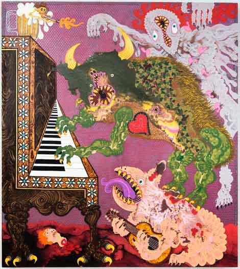 Aaron Johnson The Piano Aaron Johnson