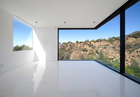 Steve King, Nakahouse | XTEN Architecture, Hollywood Hills, CA, 2010