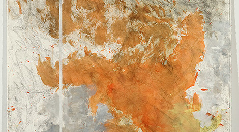 Kianja Strobert, Untitled, 2010, photo courtesy the artist and Tilton Gallery, New York.