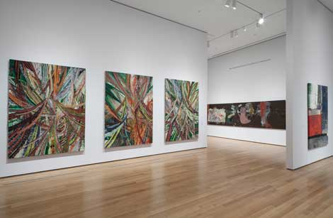 Installation view, Photo by John Wronn © 2014 The Museum of Modern Art