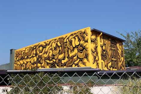 offramp mural 2 x10 JANE CHAFIN