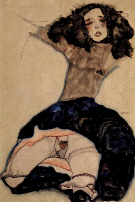 Egon Schiele 0712 RETROSPECT