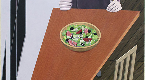 Mernet Larsen, The Salad, 2013.