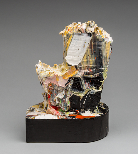 Cornelia Schulz, Piece A Cake #3, 2015, Courtesy Patricia Sweetow Gallery/Spun Smoke, photo credit: David Schmitz