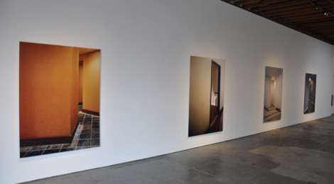 Austin Irving: Not an Exit, installation view.