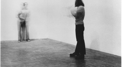 Chris Burden, Shoot, 1971, ©Chris Burden Studio, courtesy of the artist and Gagosian Gallery.